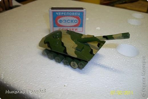 Поделки военной техники для детей 172
