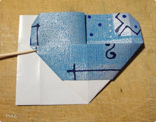 Эта бабочка из книги - Origami Butterflies - Michael G. LaFosse фото 11