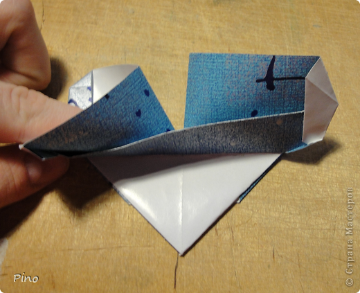 Эта бабочка из книги - Origami Butterflies - Michael G. LaFosse фото 16