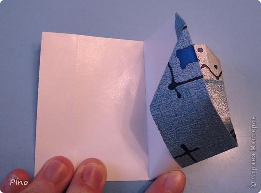 Эта бабочка из книги - Origami Butterflies - Michael G. LaFosse фото 10
