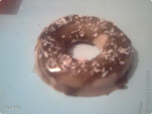 пончик без глазури фото 2