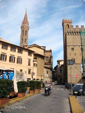 Италия встретила нас колоритным пейзажем...из теплиц и парников... фото 8