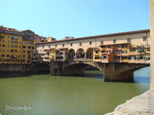 Италия встретила нас колоритным пейзажем...из теплиц и парников... фото 12
