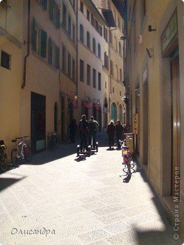 Италия встретила нас колоритным пейзажем...из теплиц и парников... фото 22