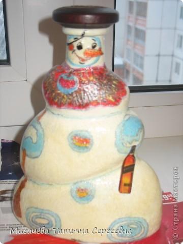 Новогодняя снегурочка. фото 6