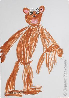 Автор этих рисунков моя дочь Катя. Ей сейчас 5,5 лет.  фото 4