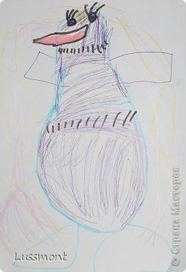 Автор этих рисунков моя дочь Катя. Ей сейчас 5,5 лет.  фото 5
