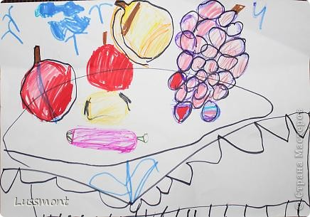 Автор этих рисунков моя дочь Катя. Ей сейчас 5,5 лет.  фото 7