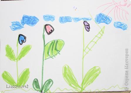 Автор этих рисунков моя дочь Катя. Ей сейчас 5,5 лет.  фото 10