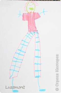 Автор этих рисунков моя дочь Катя. Ей сейчас 5,5 лет.  фото 11