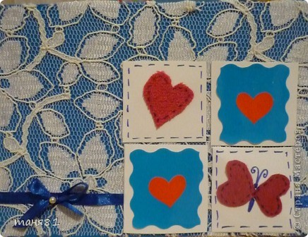 Валентинка для игры по скетчу  http://stranamasterov.ru/node/134561 фото 1