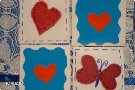 Валентинка для игры по скетчу  http://stranamasterov.ru/node/134561 фото 2