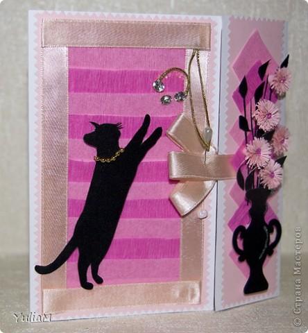 Говорят, что розовый цвет - это цвет радости, надежды, влюбленности, умиротворенности. Он несет в себе положительные эмоции и позитивный настрой. И еще это - женский цвет А черный... для меня это цвет - таинственность, цвет-загадка, цвет-магия... Чем не еще один женский цвет?! фото 6