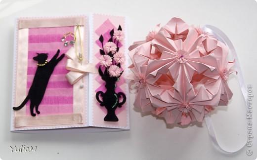 Говорят, что розовый цвет - это цвет радости, надежды, влюбленности, умиротворенности. Он несет в себе положительные эмоции и позитивный настрой. И еще это - женский цвет А черный... для меня это цвет - таинственность, цвет-загадка, цвет-магия... Чем не еще один женский цвет?! фото 2