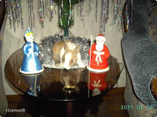 К Новому году делала.Они у меня под ёлочкой стояли фото 2