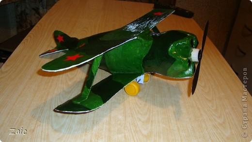 Как сделать самолет из подручных материалов своими руками
