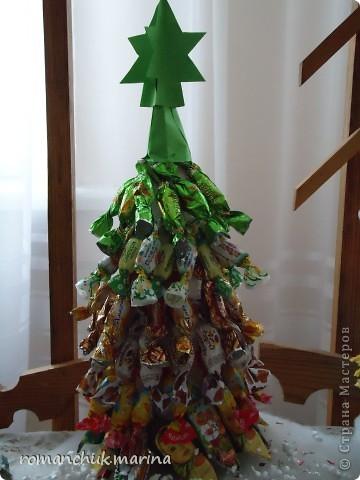 Вот такие новогодние поделки сделали воспитанники нашего детского дома совместно с воспитателями. фото 13