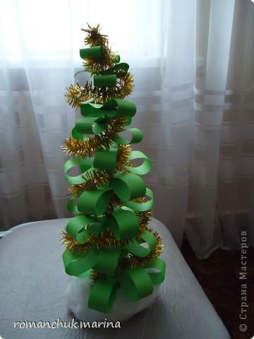 Вот такие новогодние поделки сделали воспитанники нашего детского дома совместно с воспитателями. фото 22