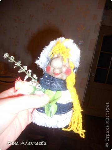 Моя первая куколка)
