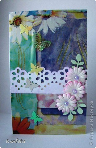 Бабочки-цветочки фото 1