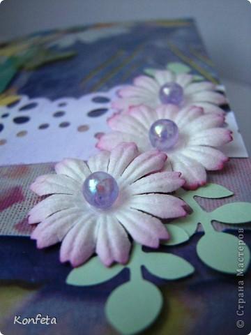 Бабочки-цветочки фото 2