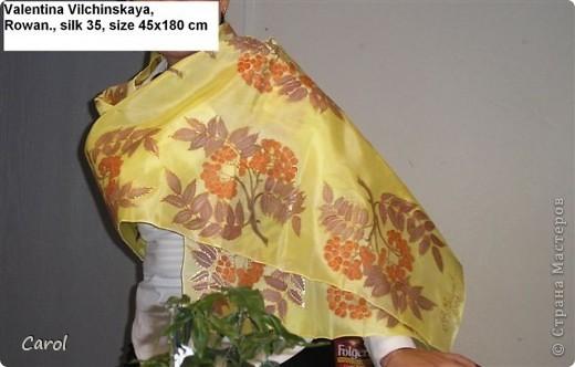 Цикламен. Снимок на рабочей раме. Этот батик живет в хорошем доме в Новосибирске. фото 7