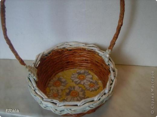 подсолнуховая корзинка фото 8