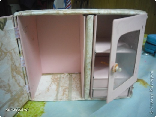 Увидела в магазине подобный гардеробчик. Но стоимость 1,5 тысячи!!! Решила сделать сама. фото 14