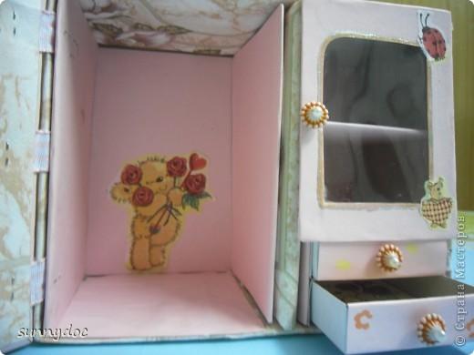 Увидела в магазине подобный гардеробчик. Но стоимость 1,5 тысячи!!! Решила сделать сама. фото 17