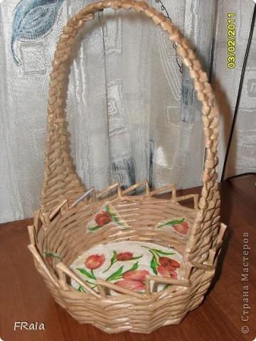 подсолнуховая корзинка фото 5