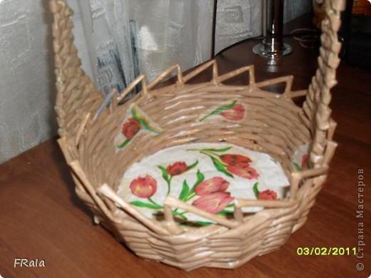подсолнуховая корзинка фото 6