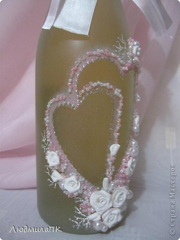 Набор, как и предыдущий, только в розовом цвете и с прозрачной, вернее, матовой бутылочкой. фото 4