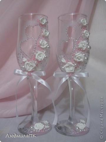 Набор, как и предыдущий, только в розовом цвете и с прозрачной, вернее, матовой бутылочкой. фото 5
