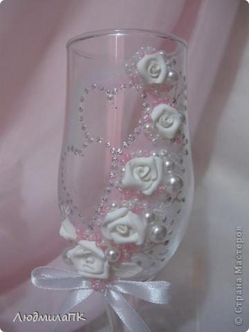 Набор, как и предыдущий, только в розовом цвете и с прозрачной, вернее, матовой бутылочкой. фото 6