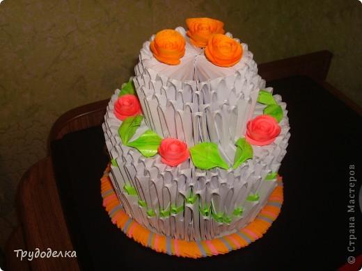 Я вот тоже решила испечь диетический тортик на день рождения невестке,спасибо мастерам страны за МК фото 1