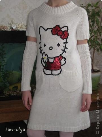 Мультяшки и кармашки делают платье неповторимым! фото 1