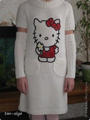 Мультяшки и кармашки делают платье неповторимым! фото 2