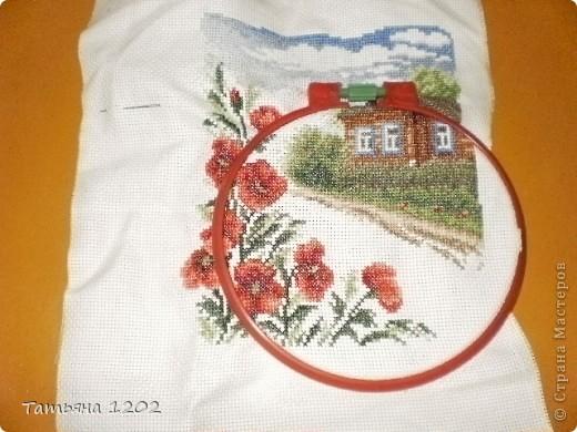 моя дочь любит вышивать,отправляю ее работы на ваше обозрение. фото 6