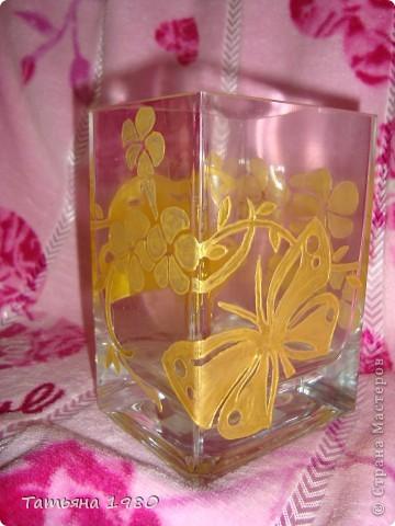 Карандашница или ваза. фото 1