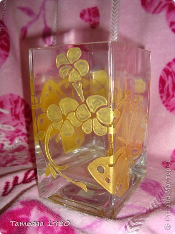 Карандашница или ваза. фото 3