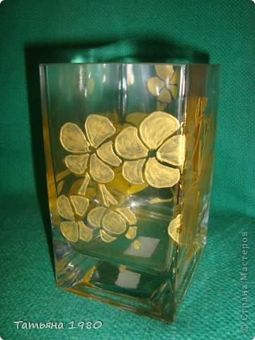 Карандашница или ваза. фото 5