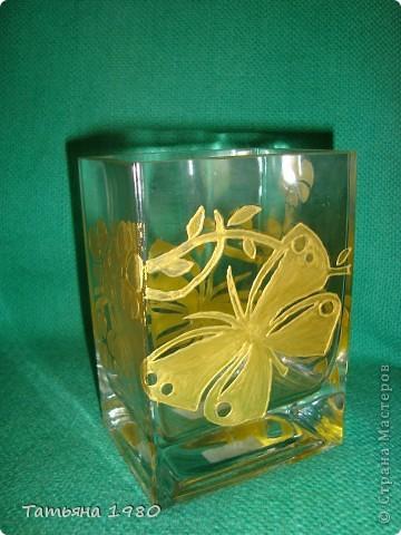 Карандашница или ваза. фото 4