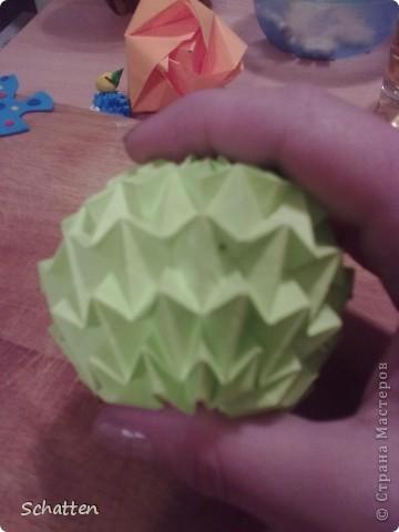 Поделка изделие Оригами Еще