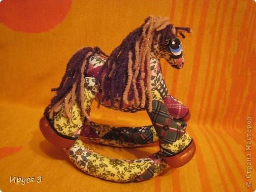 Лошадка Катя фото 2
