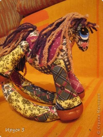 Лошадка Катя фото 4
