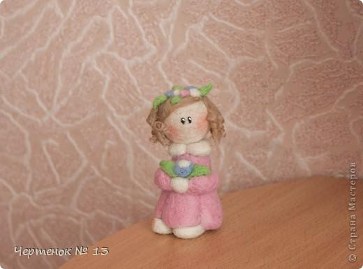 В преддверии праздников получилась такая милашка ))) фото 2