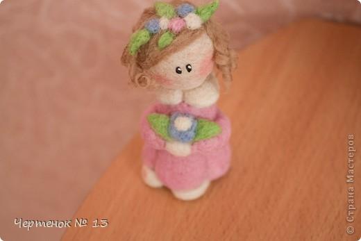В преддверии праздников получилась такая милашка ))) фото 1