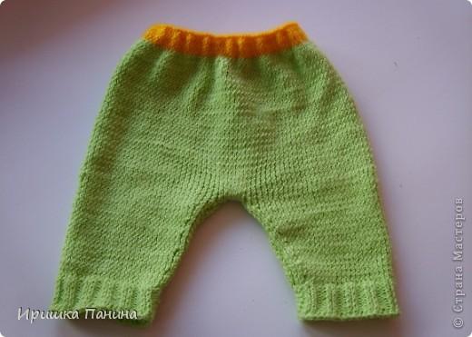 """Идея вся моя,вязала практически без схемы,""""наглаз"""". удивительно,как он вообще получился))) До этого костюма я только носки умела вязать... фото 3"""