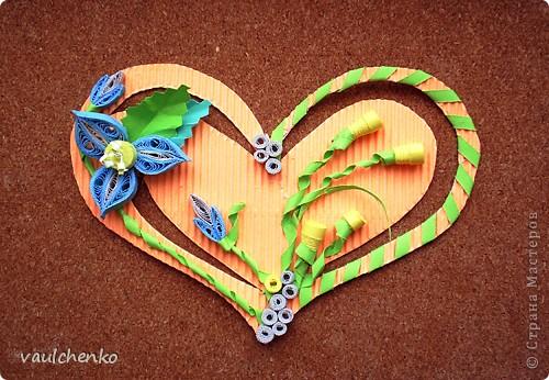 Пусть за окном метет метель - совсем скоро придет весна и расцветут разноцветные сердца! фото 6
