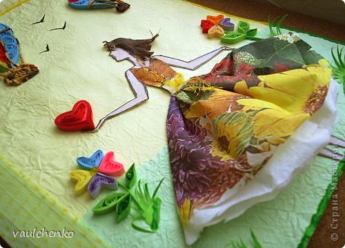 Пусть за окном метет метель - совсем скоро придет весна и расцветут разноцветные сердца! фото 3